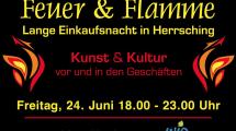 Feuer und Flamme am 24.06.2016 ab 18.00 Uhr !
