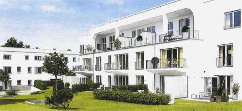 Neubauanlage Herrsching Piushof